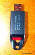 Gear Diary The SanDisk Ultra 8GB USB Flash Drive Review photo