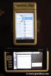 Two older tablets or slates