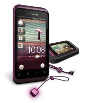Gear Diary HTC Rhyme Introduced with a Family of Integrated Accessories and Sleek Good Looks photo