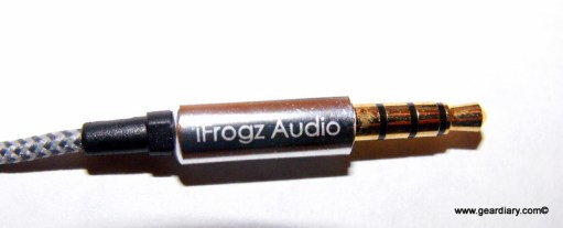Gear Diary Review: iFrogz Timbrepro Headphones with Mic photo