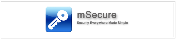 mSecure logo