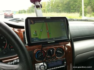 Gear Diary Magellan RoadMate 9055 LM GPS Review photo