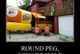 round-peg-square-hole