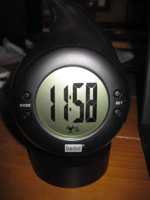 Gear Diary Bedol Water Powered Clock Review photo