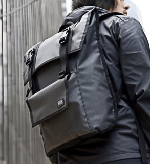 Gear Diary Review: Mission Workshop Sanction Weatherproof Rucksack photo