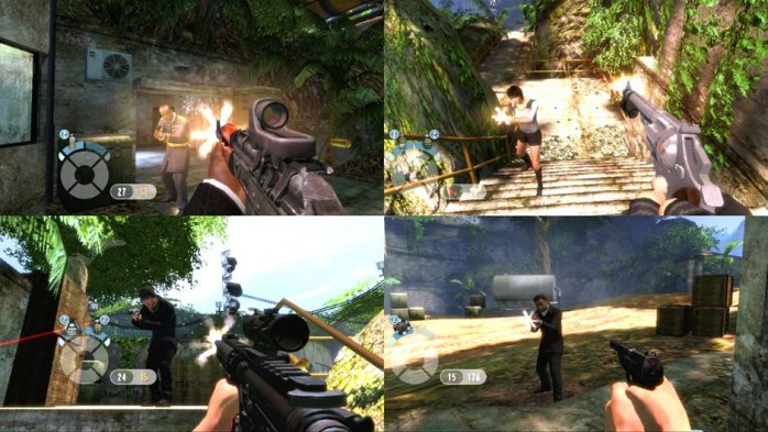 007 multiplayer quadrant