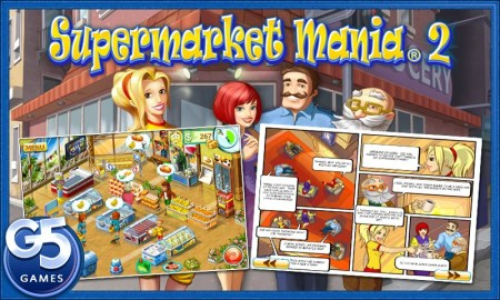 Supermarket Mania 2 Kindle Fire 1