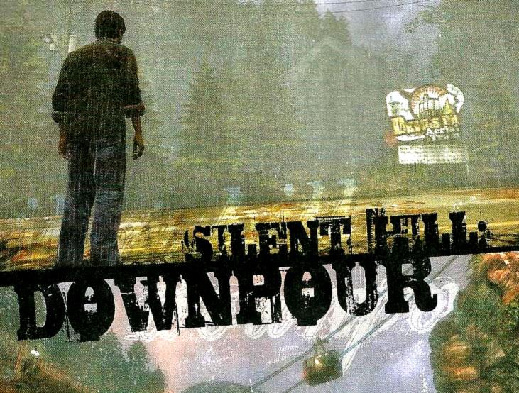 Silent Hill Downpour