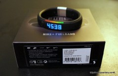 Gear Diary Nike+ Fuelband Review; The Out Of Shape Geeks Dream Fitness Motivator photo