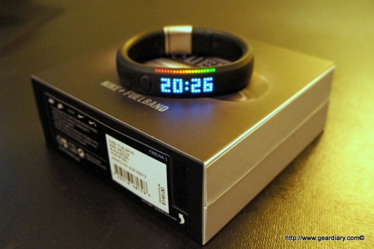 Fuelband - Time 1