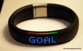 Fuelband - Goal 1