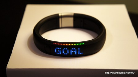 Fuelband - Goal 2