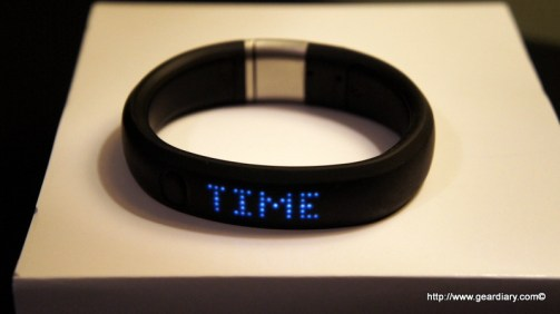 Fuelband - Time 3