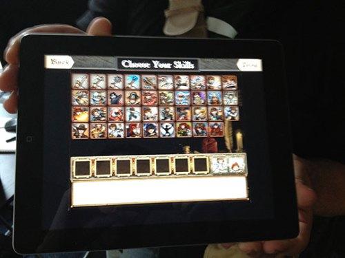 Dredmor iPad 1