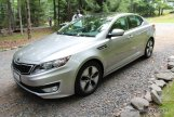 Gear Diary 2012 Kia Optima Hybrid Review photo