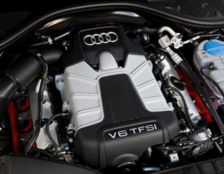 AudiA6engine