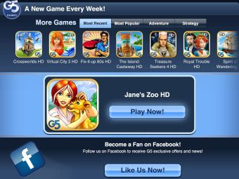 Gear Diary Janes Zoo HD for iPad Review photo
