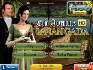 Gear Diary Epic Adventures La Jangada HD for iPad Review photo