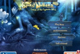 Spirit Walkers Curse Of The Cypress Witch
