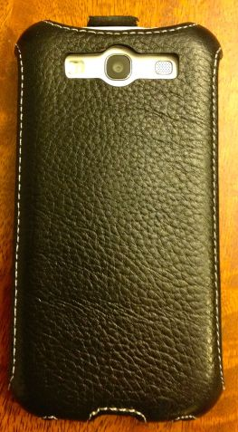 Gear Diary Aranez Flip Samsung Galaxy S3 Leather Case Review photo