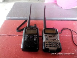Gear Diary Icom ID 31A D star Radio Review photo