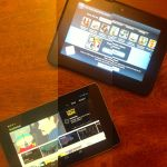 Kindle Fire HD and Nexus 71