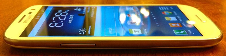 Samsung Galaxy S III 3