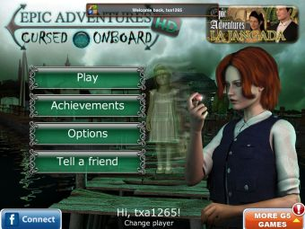 Gear Diary Epic Adventures Cursed Onboard HD for iPad Review photo