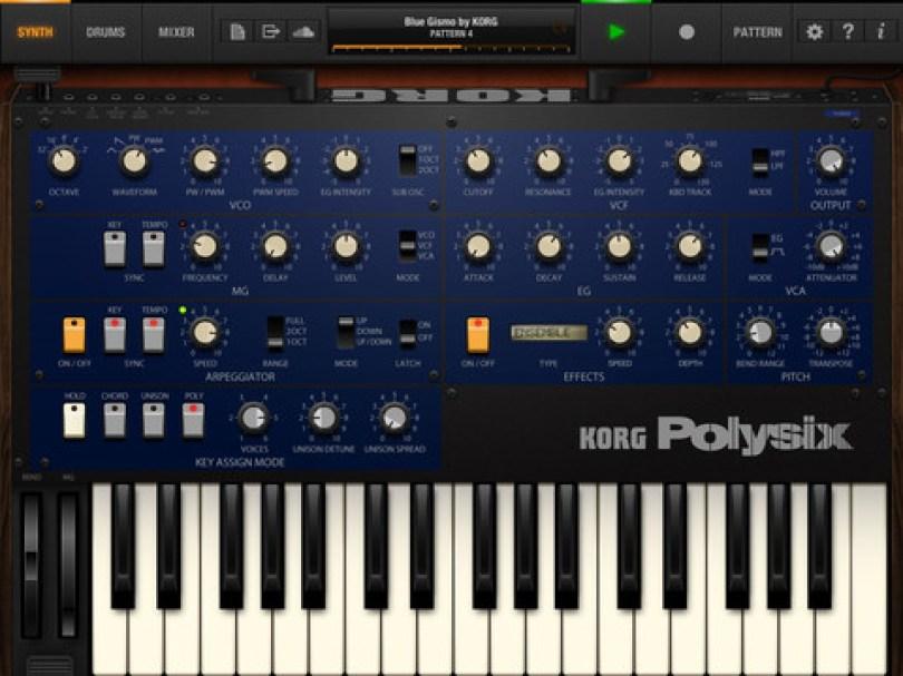 Korg iPolySix 01