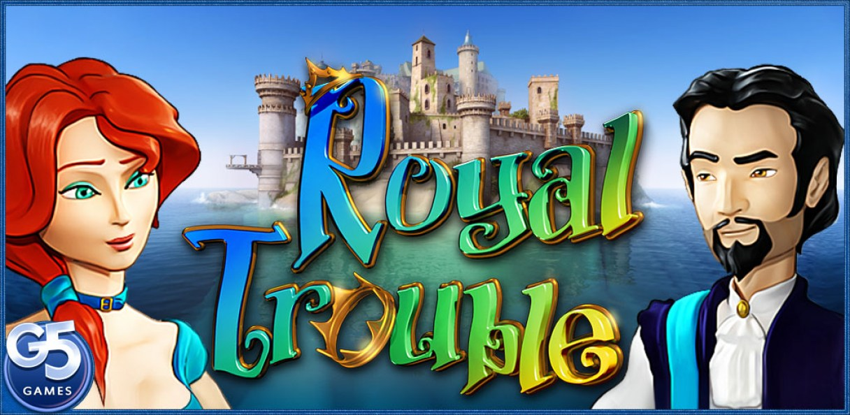 Royal Trouble Hidden Adventures 1
