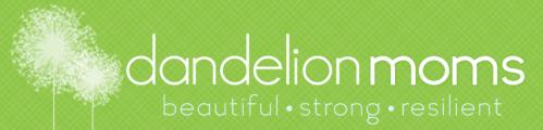 dandelion moms