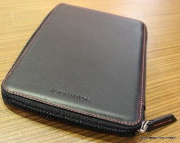 Beyzacases' exclusive Aston Martin luxury mobile accessories