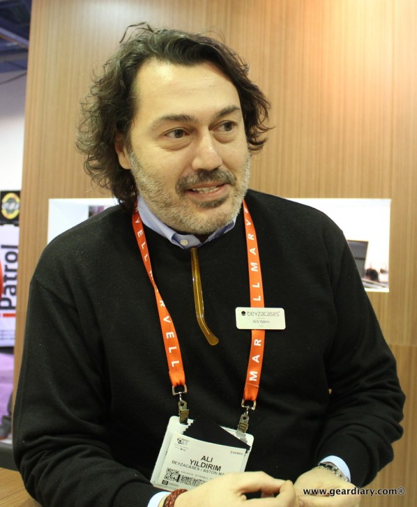 Ali Yildirim, Beyzacases founder and CEO