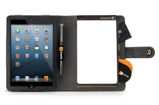 Gear Diary No More Either Paper or Tablet Decisions Thanks to the New Booqpad mini photo