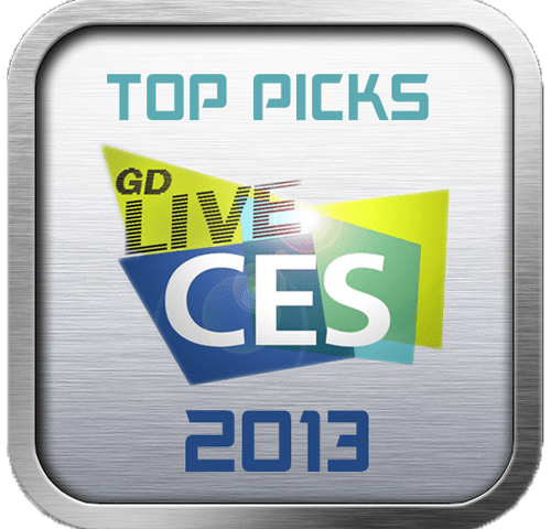 Gear Diary CES 2013 Top Picks