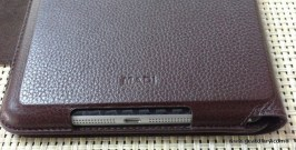 Gear Diary Mapi Case Perga for the iPad mini Review photo