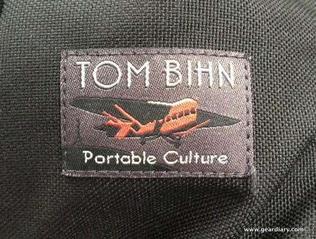 Gear Diary Tom Bihn Brain Bag and Accessories 029