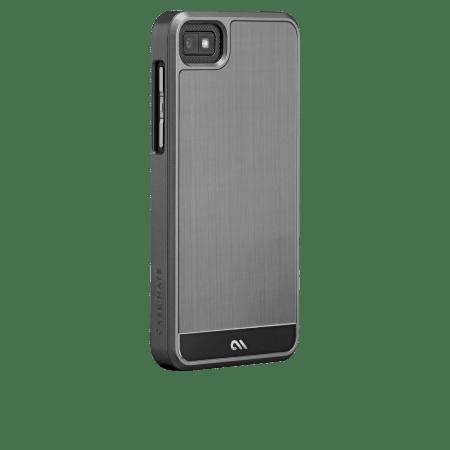 Cmi Brushed aluminum Blackberry 10 stl 100 Gunmetal black CM025194 1