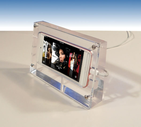 iphone security stand