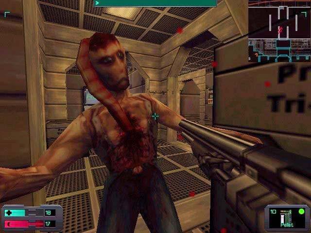 GoG.com Brings Greatest Shooter-RPG System Shock 2