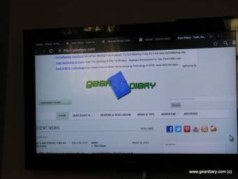 Gear Diary SmartStick TV Accessory Review photo