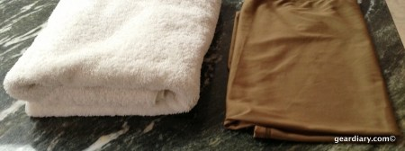 Ultra-Fast Drying Towels