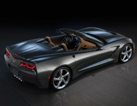 New Corvette Stingray Convertible and LaFerrari Dream Cars Unveiled at Geneva Motor Show