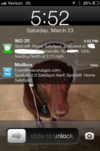 Spotlite 2.0 GPS Pet Tracker
