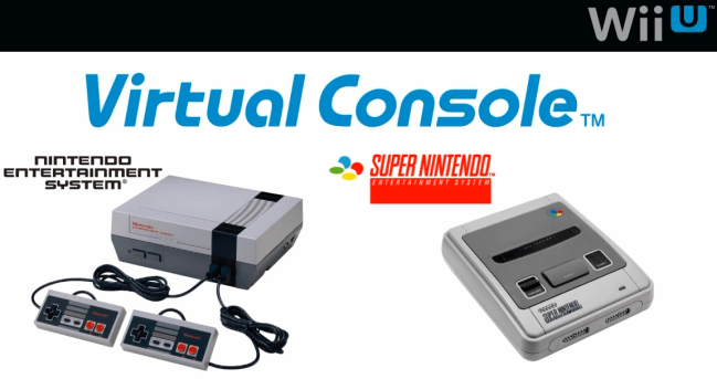 Virtual Console Debuts on the Nintendo WiiU