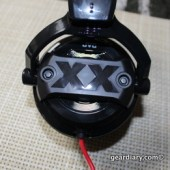 JVC HA-MR77X DJ-style Over-the-Ear Headphones