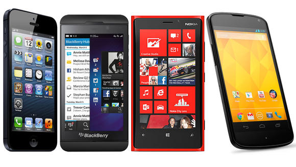 Want to jump to a new Mobile OS?  Its harder than ever!