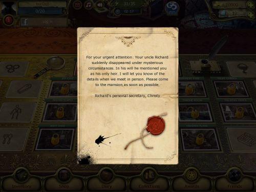 Secret Society Game SS2