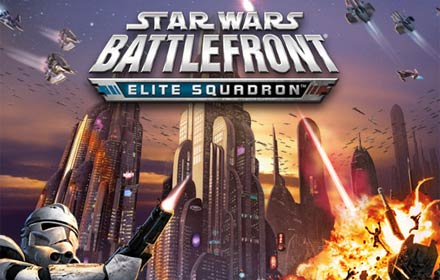 Star Wars Battlefront Elite Squadron