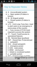 Gear Diary The Ham Radio ARRL Repeater Directory for Android Review photo